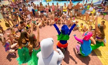 Четвертый сезон «Семейных Викендов» в аквапарке «Остров Сокровищ»